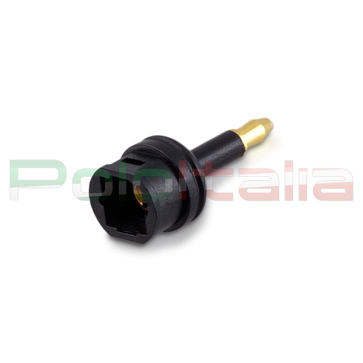 b5ba63546b57aa Adaptateur optique TOSLINK Audio numérique Toslink Jack   span class    notranslate      span  3,5 mm mâle