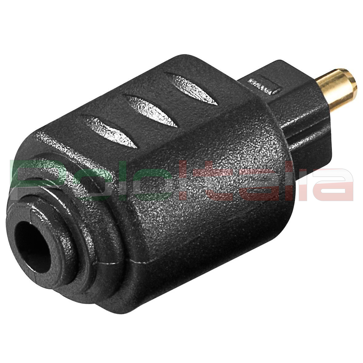 Adattatore audio ottico MXECO da 3,5 mm Jack femmina a Toslink digitale Spina maschio da 3,5 mm femmina Toslink